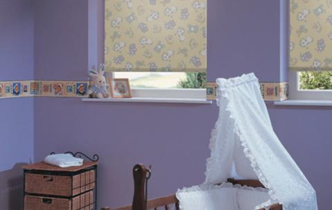 The Blind Shop Brighten Your Baby's Room With Holland Blinds Best Blinds For Baby Room